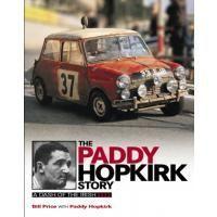 Paddy Hopkirk signierte Erinnerungsstücke