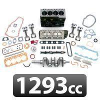 1293cc Motoren & Kits