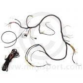Braided Wiring Loom - Mk1 Mini
