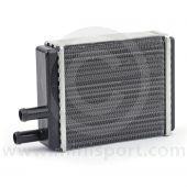 BAU5043 Mini heater matrix radiator for all models 1984 to 1991