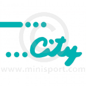 Mini City Decal Kit - Sides & Boot