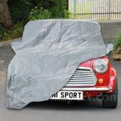 Mini Outdoor Stormforce Car Cover - Grey
