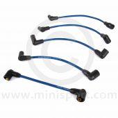 Blue - 7mm Silicone Spark Plug Lead Set 81-96