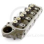 HED850RECON 850cc A series cylinder head, fully reconditioned to original specifications by Mini Sport Ltd, ready to fit to your Mini engine.