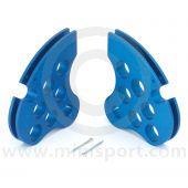 KADFP011 KAD alloy Mini handbrake quadrant pair