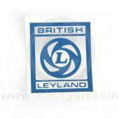 British Leyland Sticker