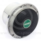 Mini Boss Kit in Polished with cap for Minis 1976 on - Moto-Lita