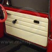 Door Panels Plain - Pair - Mini 59-60