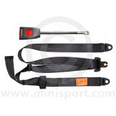 Securon Front Static Seat Belt