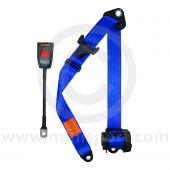 Front Inertia Reel Mini Seat Belt