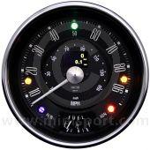 SN4421-00CB Smiths Classic Mini digital 90mph Speedo