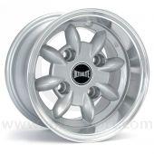 """4 6"""" x 10"""" silver Ultralite alloy wheel and Falken FK07-E tyre package"""