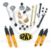 SUSCKIT01L Mini Sport performance handling Sports Ride kit with Spax lowered shock absorbers