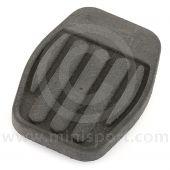 Pedal Rubber - Clutch & Brake - 1990-2001 each