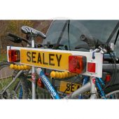 3ft Bicycle Carrier Lighting Board with 2m Cable