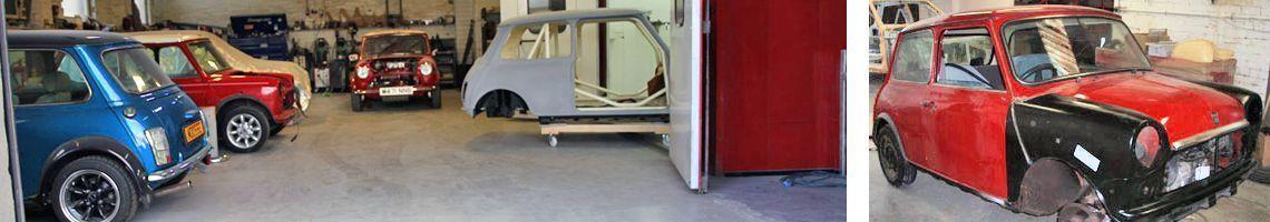 Mini Sport Repair and Restoration Service Centre
