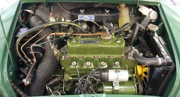 Mini Sport Morris Mini Remanufactured Engine