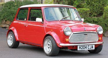 Mini Sport Classic Mini Restoration
