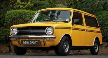 Mini Sport Clubman 1275GT Restoration