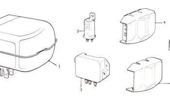 Mini Control Box & Flasher Unit